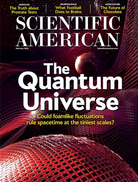 Scientific American Feb 2012