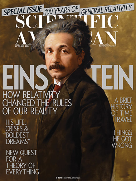 Scientific American Sept 2015